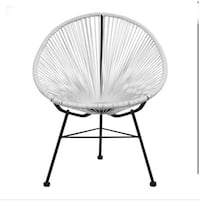 BRAND NEW INDOOR OUTDOOR papasan chair Mississauga, L5H 4A1