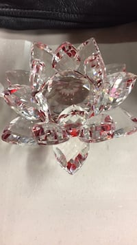crystal home decor piece or paper weight  Hamilton, N1R