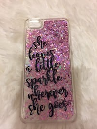 iPhone 5s Glitter case  Lethbridge, T1H