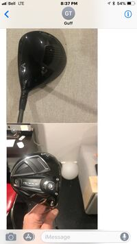 Callaway Rogue sub zero driver, only one month old. Excellent condition, right hand with stiff shaft. Paid $799.00 plus tax Halifax, B3H 3A7