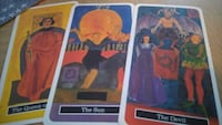 tarot card readings via inbox!