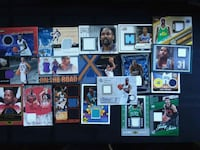 Jersey Card Lot