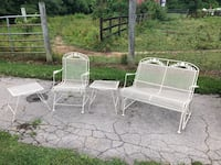 2 seater glider, tables and rocking chair Nashville, 37115