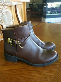Croft and Barrow womens brown boots size 8 Wichita, 67205