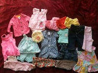 Lot of baby girl clothes  Miami, 33136