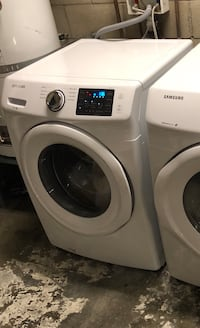 Samsung front load washer/moving sale