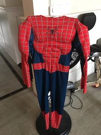 4 Halloween Costumes - $20 each or $70 for all 4 Vancouver, V6P 1A3