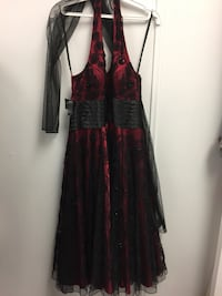 Brand new dress size 8.Available in Golden colour size 12. Richmond Hill, L4E 0S2