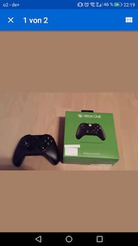 Xbox One-Konsole mit Controller-Box Frankfurt am Main, 60487