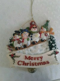 Christmas wall decor or can hang on door Kitchener, N2K 4J7