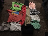 toddler's assorted clothes Stockton, 95209