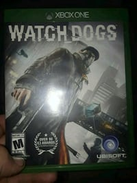 Xbox One Watch Dogs case Phoenix, 85032