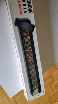 Pro-Lite Programmable Electronic Display