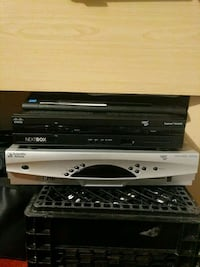 Roger's Netbox & Rogers PVR Toronto, M6H 1N7