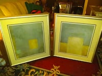 FRAMED PICTURES-TRIPLE MATTED