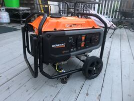 3600  generac generator new. Be ready for power outages