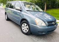 2006 Kia Sedona van .. Low Miles.. DVD ..Drives likes New Takoma Park