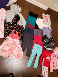 toddler clothes 4t - 6t Crystal Lake, 60014