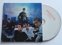 Cd single westlife uptown girl