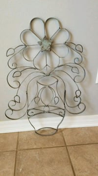 Metal flower wall decor  Semmes, 36575
