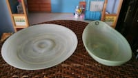 2pc set 1 serving platter I bowl Kernersville, 27284