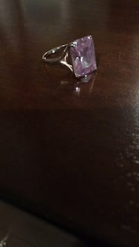 Sterling silver ring size 6.5 Austin, 78753