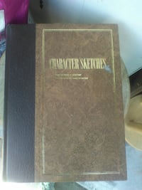 Character sketches first edition 1229 mi