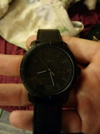 Black timex watch only worn couple times  Lansing, 48917