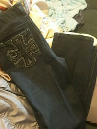 Size 8 code blue jeans Billings, 59101