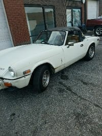 Triumph - Spitfire - 1980 Capitol Heights, 20743
