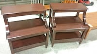 Pair of end tables  711 mi