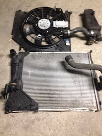 BMW e46 radiator 150. Resovour 60. Electric coolin Mississauga, L5K 1B6
