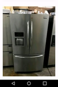 stainless steel french door refrigerator Hyattsville, 20785