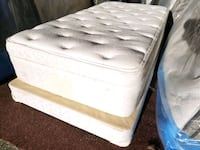 Single mattress + box  $120 delivery 30 Edmonton, T5N 1S3