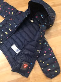 Gap Toddler Puffer Jacket - size 2