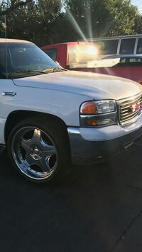 24 inch rims no tires 350 good condition 6 lug Phoenix