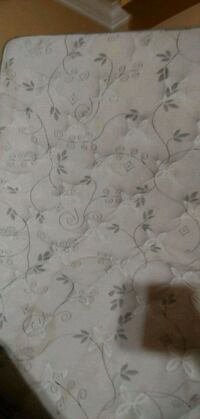 white and gray floral textile Surrey, V3W