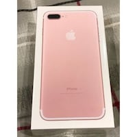 Used iPhone 7 Plus 128g good condition  Beltsville, 20705
