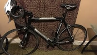 Cannondale Road Bike with upgrades