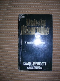 unholy Mourning (david lippincott) Başakşehir