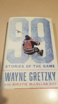 99 Stories of the game(Wayne Gretzky) Richmond, V6Y 3P4