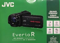 JVC CAMCORDER BRAN NEW NEVER USED