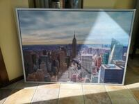 Skyline Print Wall Art