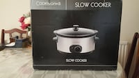 Cookworks slow cooker boxed West Drayton, UB7 8AS