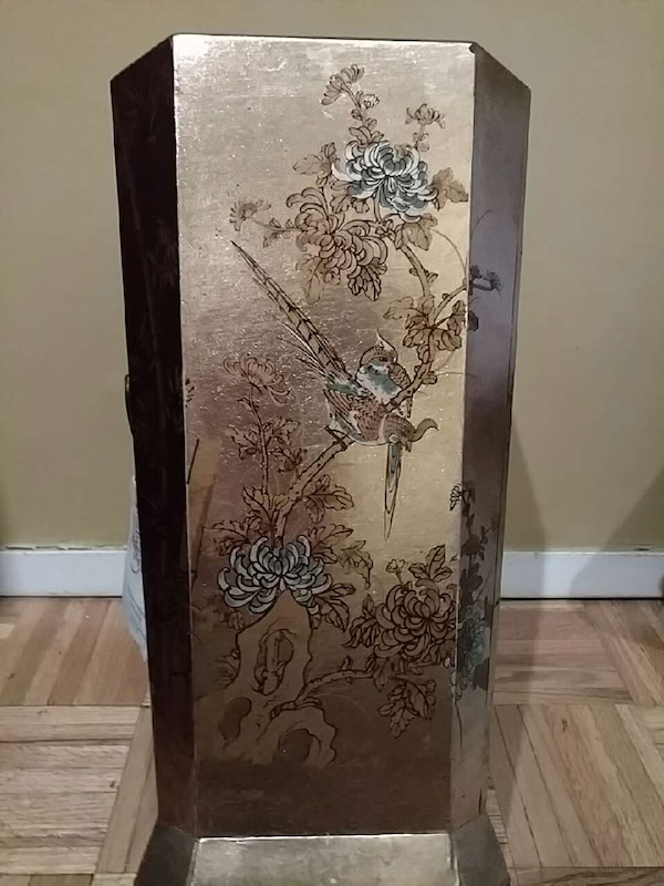 Used Umbrella Stand From Pier One New For Sale In New York Letgo