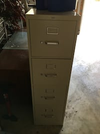 white metal 4-drawer filing cabinet Rockville, 20850