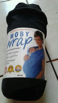 Moby wrap new  Long Beach, 90813