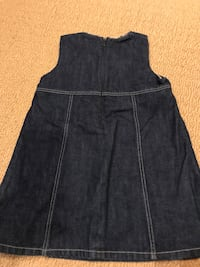 Burberry jean dress  Gaithersburg, 20879