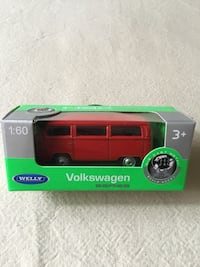 WELLY maqueta Volkswagen T2 bus 1972 1:60 Madrid, 28020