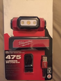 red and black Milwaukee battery charger Beltsville, 20705